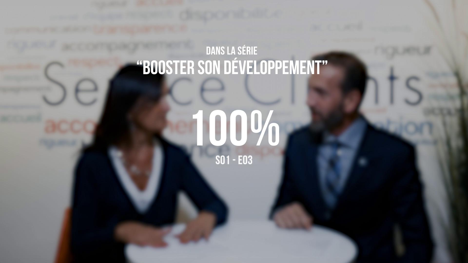 Booster votre développement - 100% - S01 E03