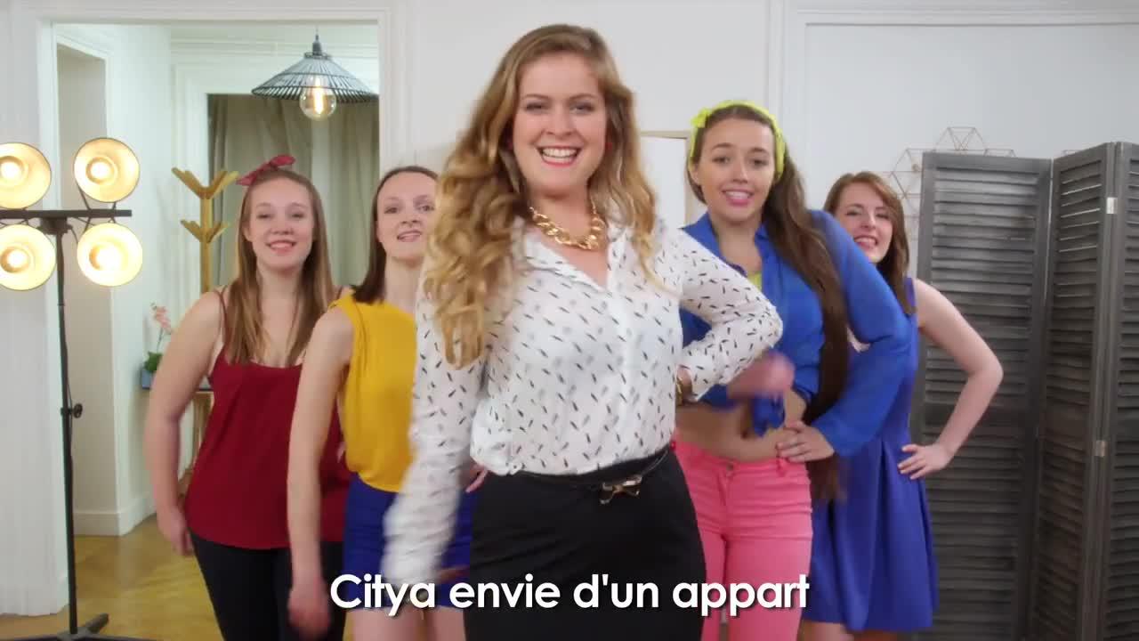 Citya, envie d'un appart avec Tata Citya (version complete et sous-titree)