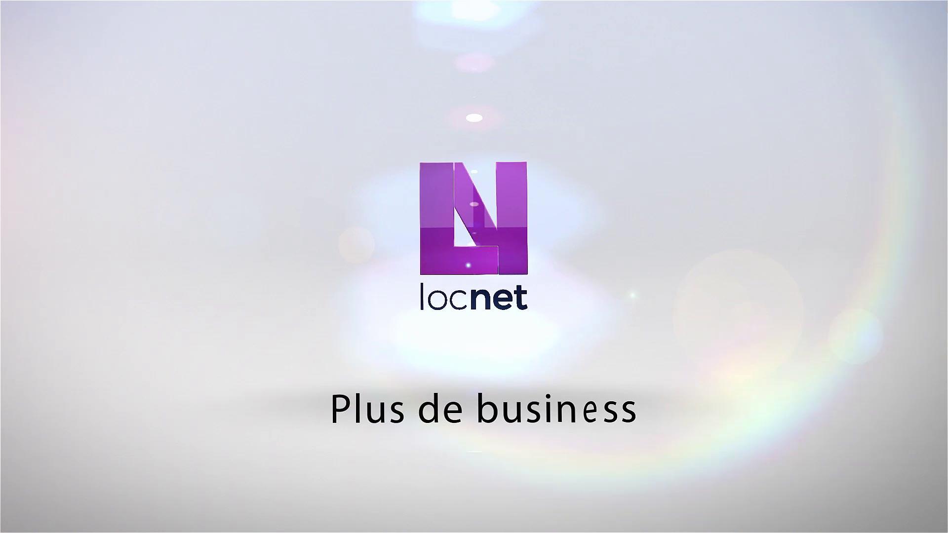 Découvrez le nouveau logiciel Loc Net