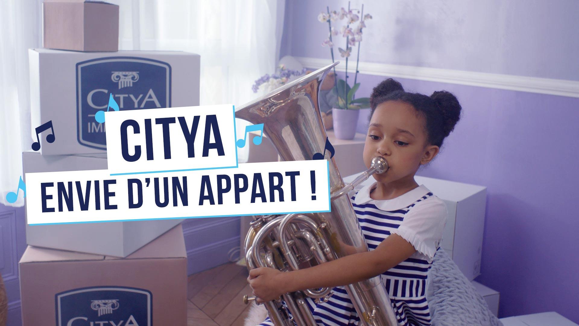 [Tera Version] Citya, envie d'un appart, le retour de Tata Citya