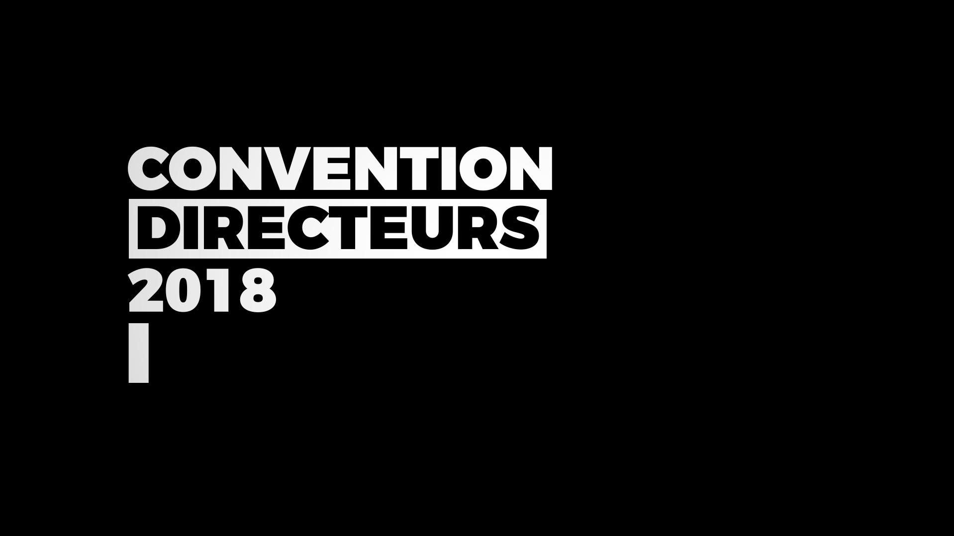 Directeur - 2018 - Teaser