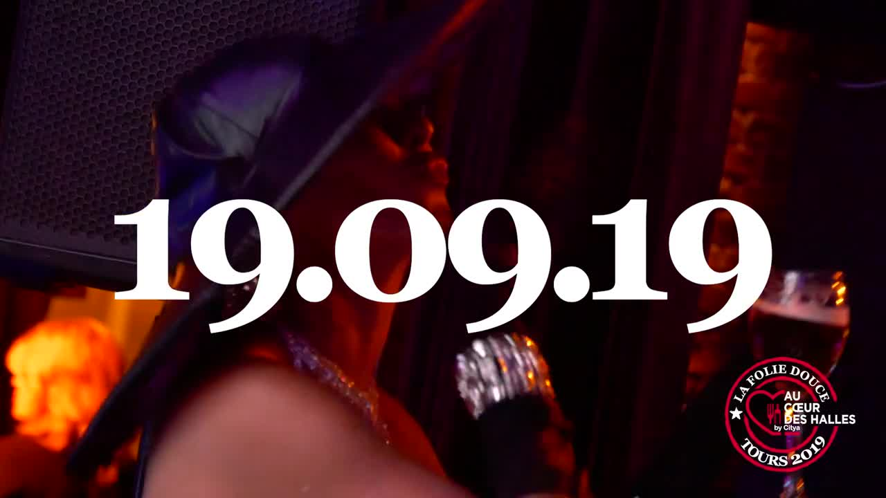 Au Coeur des Halles - 19 septembre 2019 à Tours