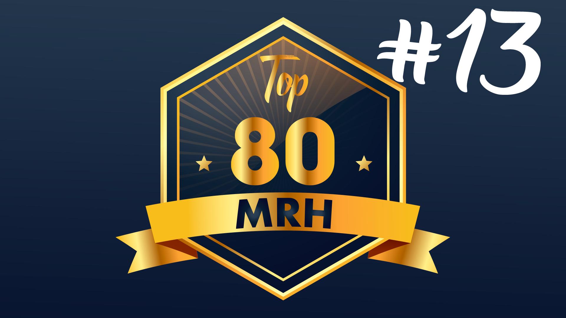 Top 80 MRH - Quel est le classement du premier Top 80 de l'année 2020 ?