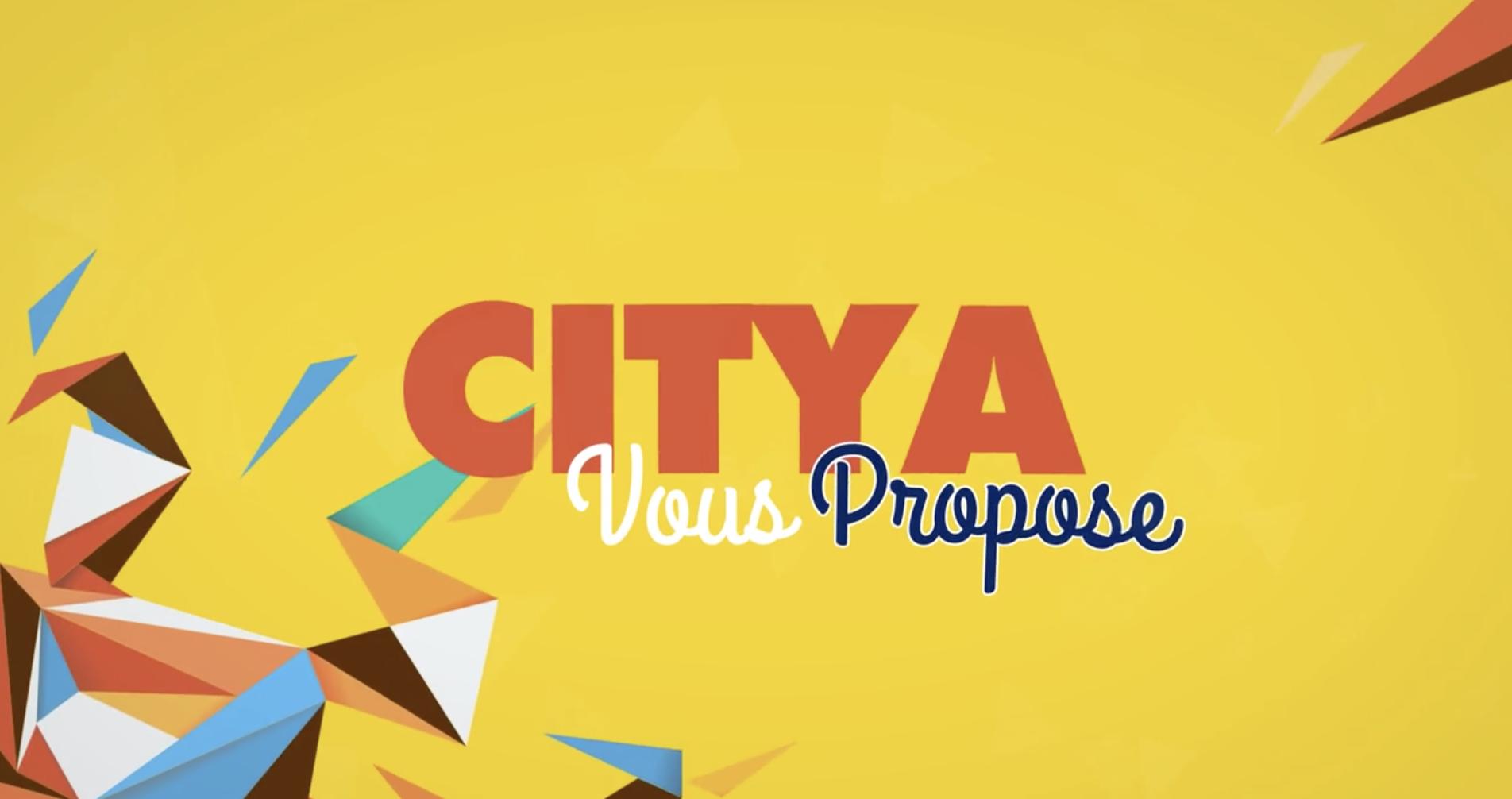 Le challenge de l'été pour les collaborateurs Citya