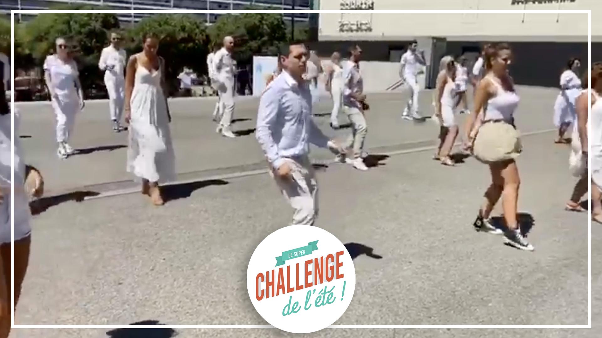 Jerusalema Challenge - Marseille