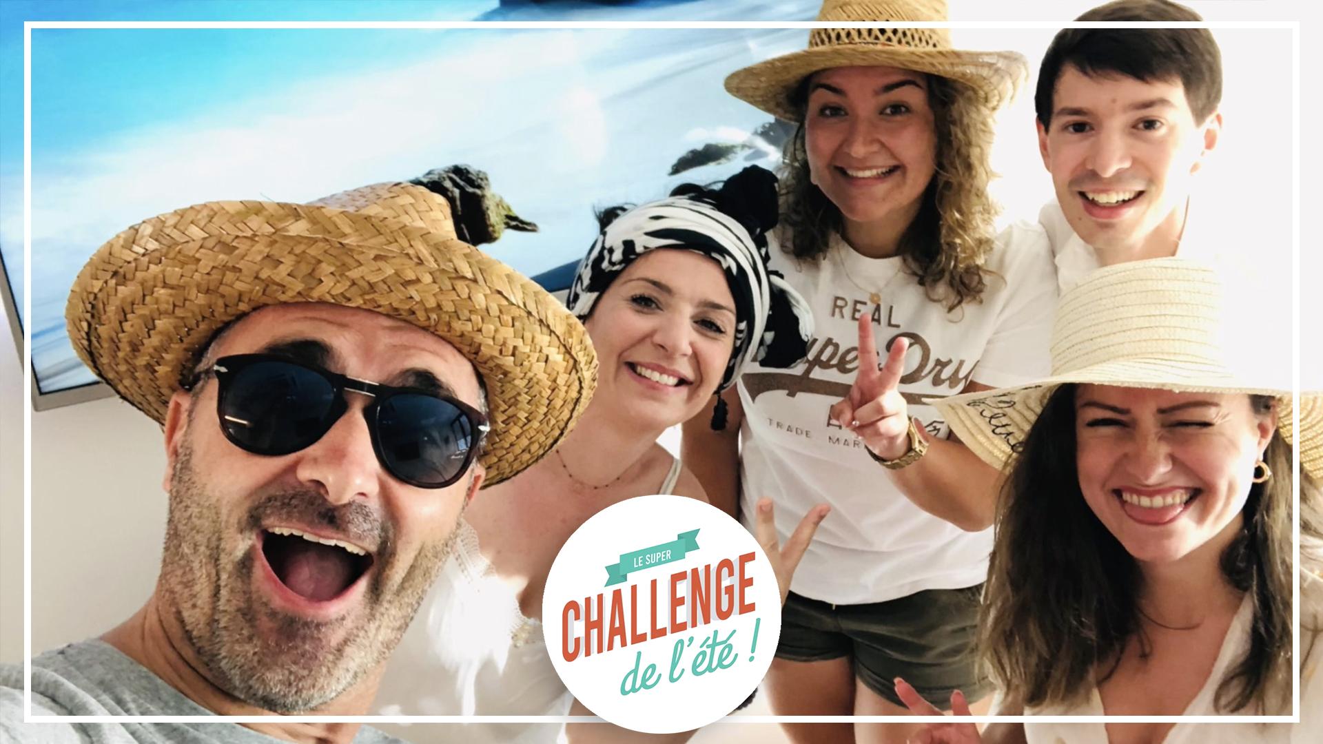 Jerusalema Challenge - API Team