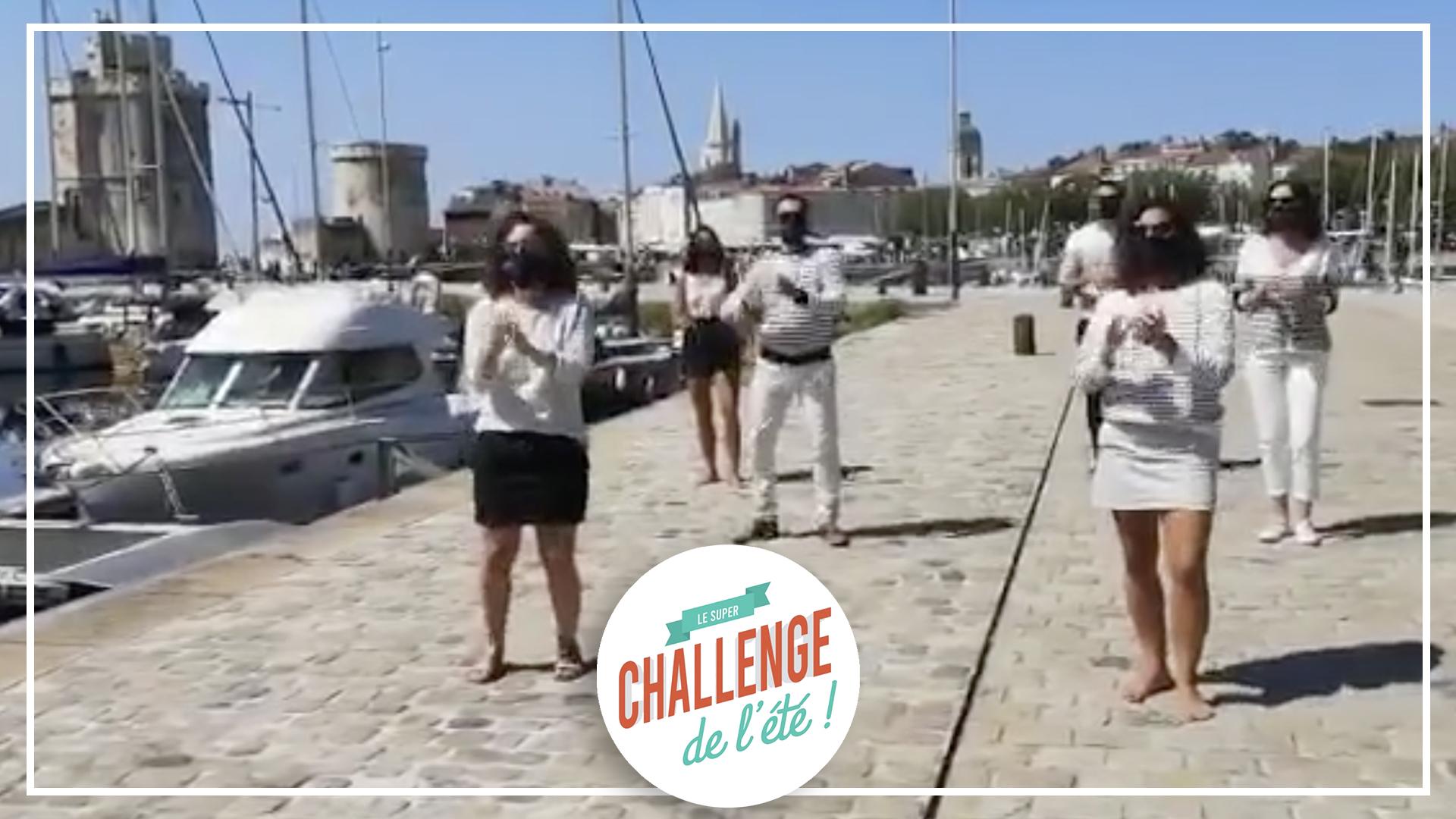 Jerusalema Challenge - Citya La Rochelle