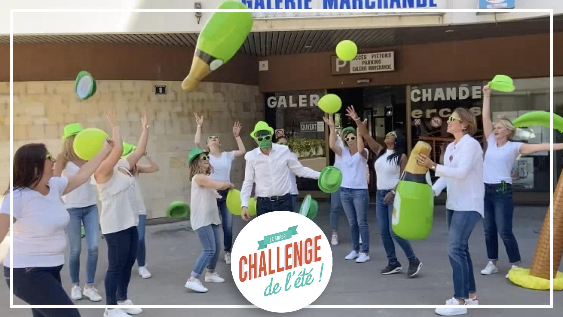 Jerusalema Challenge - Saint-Pierre Assurances