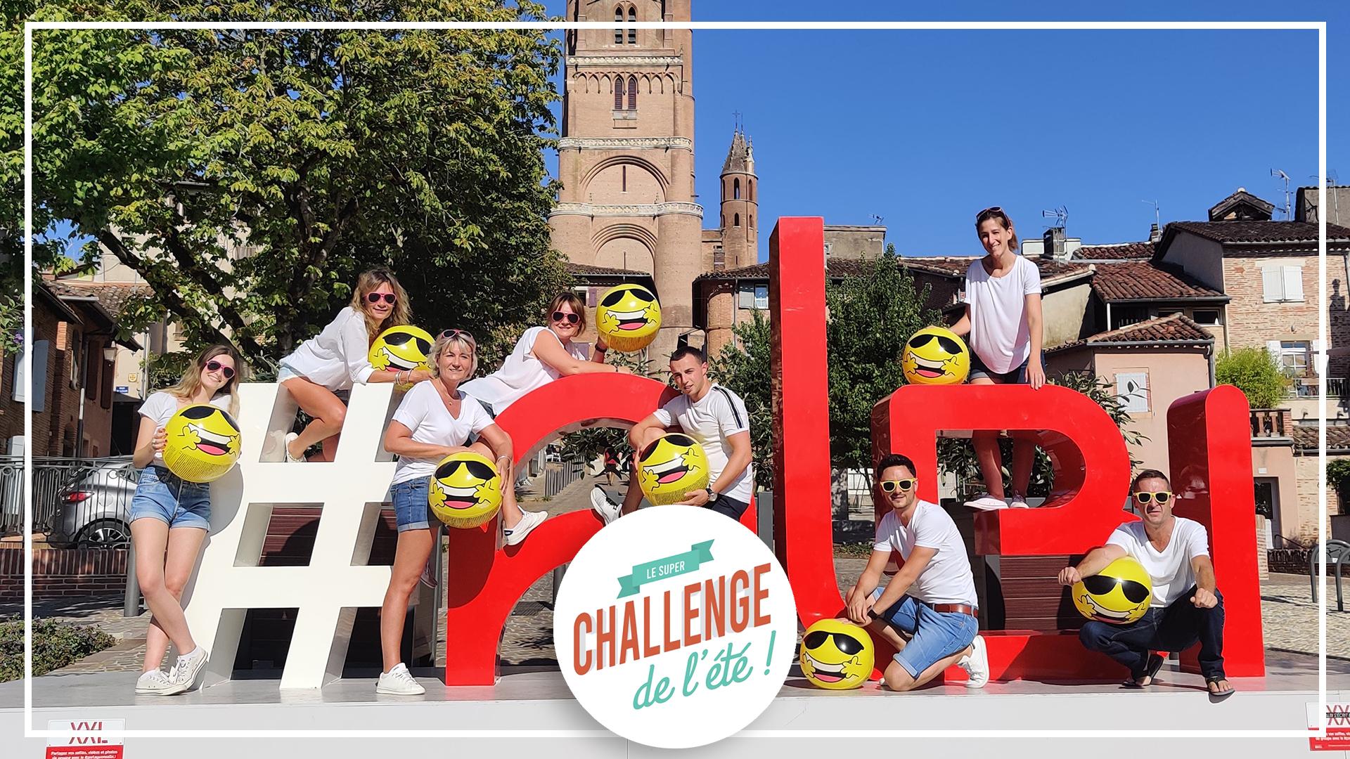 Jerusalema Challenge - Albi