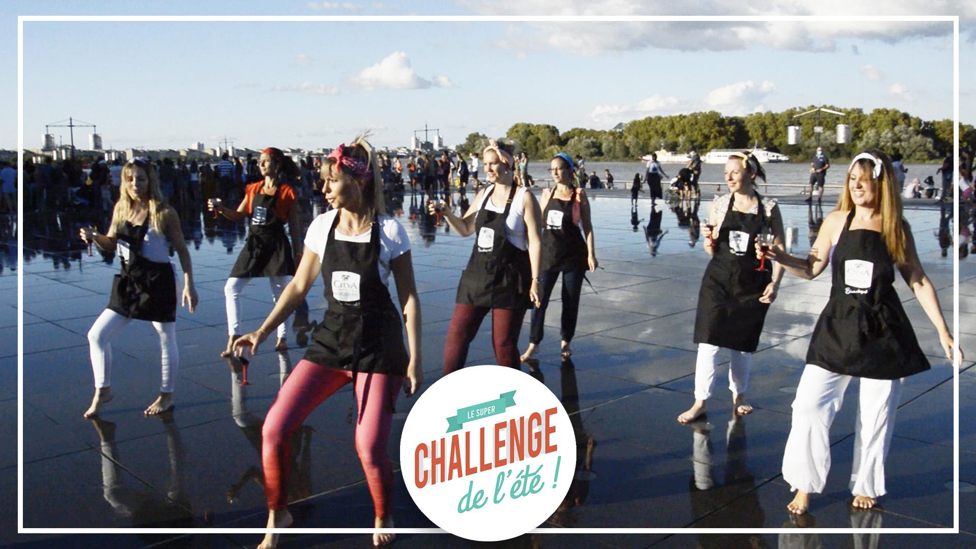 Jerusalema Challenge - Citya Lanaverre Talence