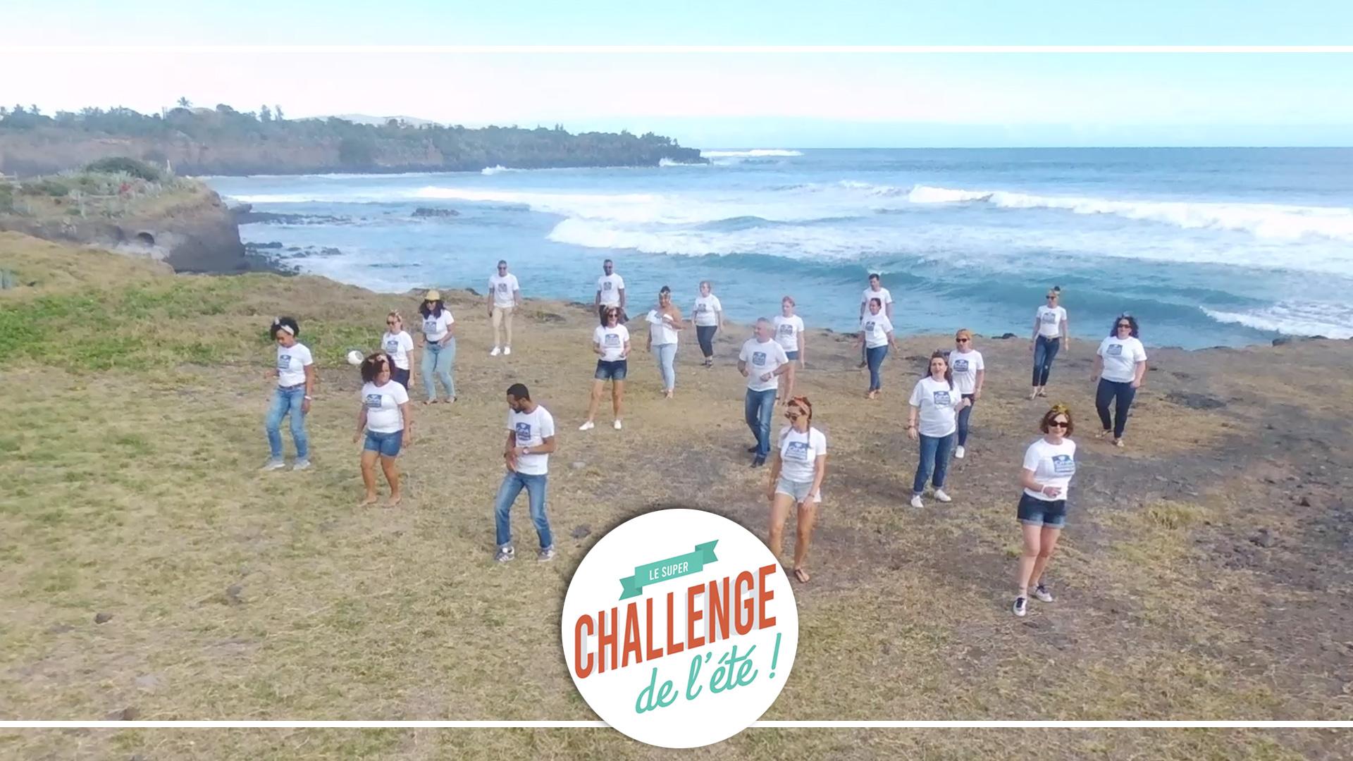 Jerusalema Challenge - Saint-Pierre (La Réunion)