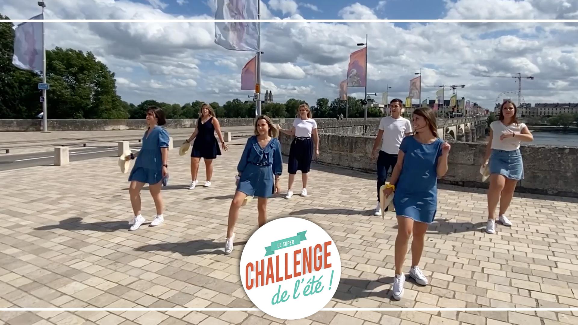 Jerusalema Challenge - Citya SGTI