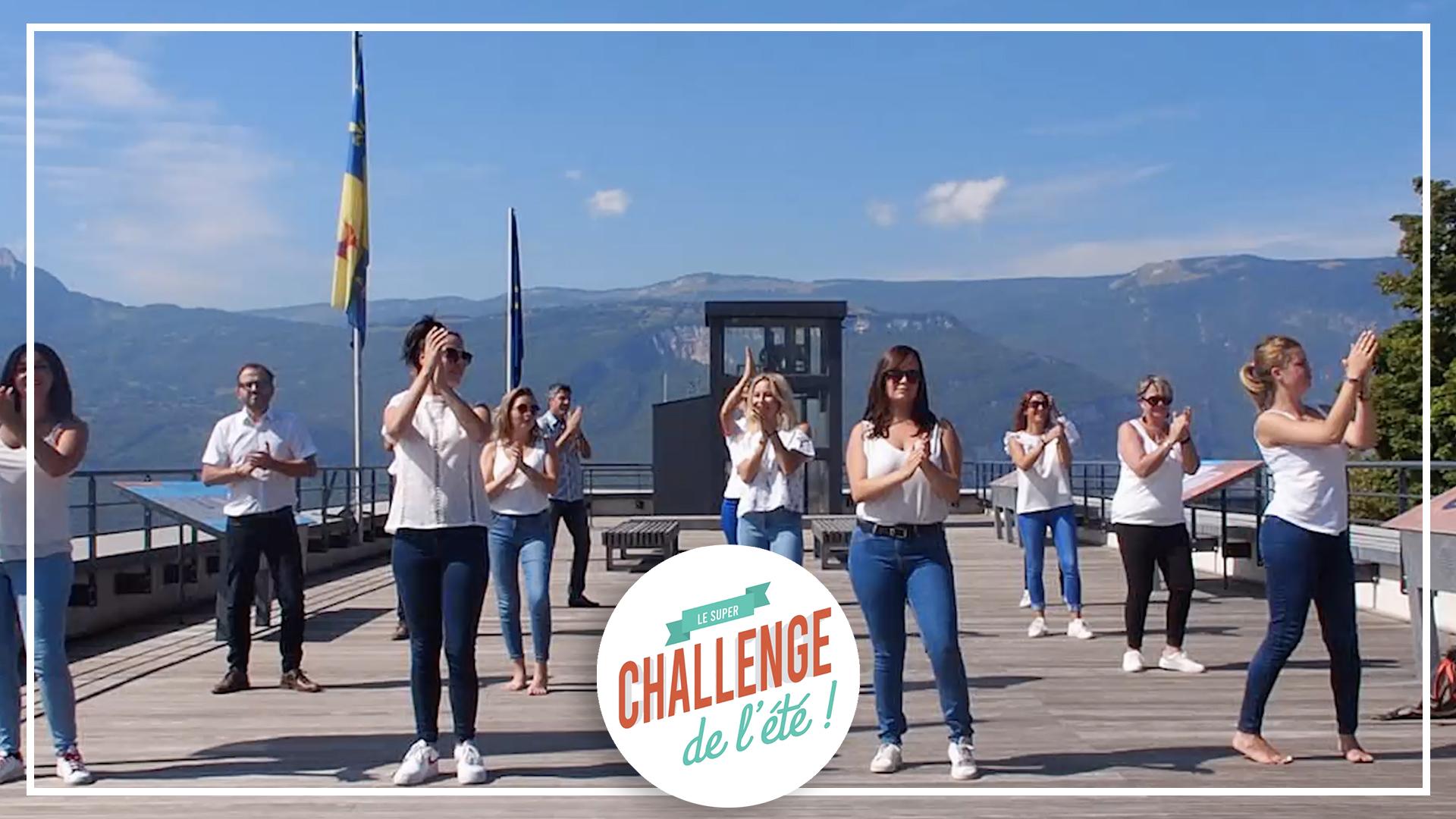Jerusalema Challenge - Grenoble