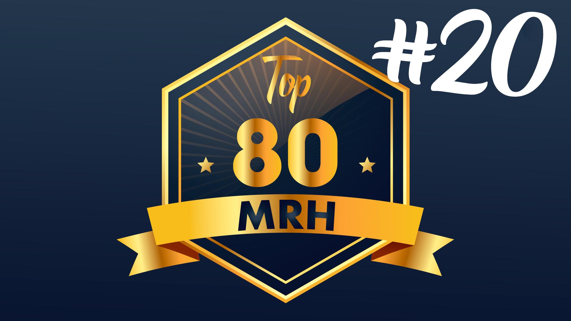 Découvrez le 20e Top 80 MRH