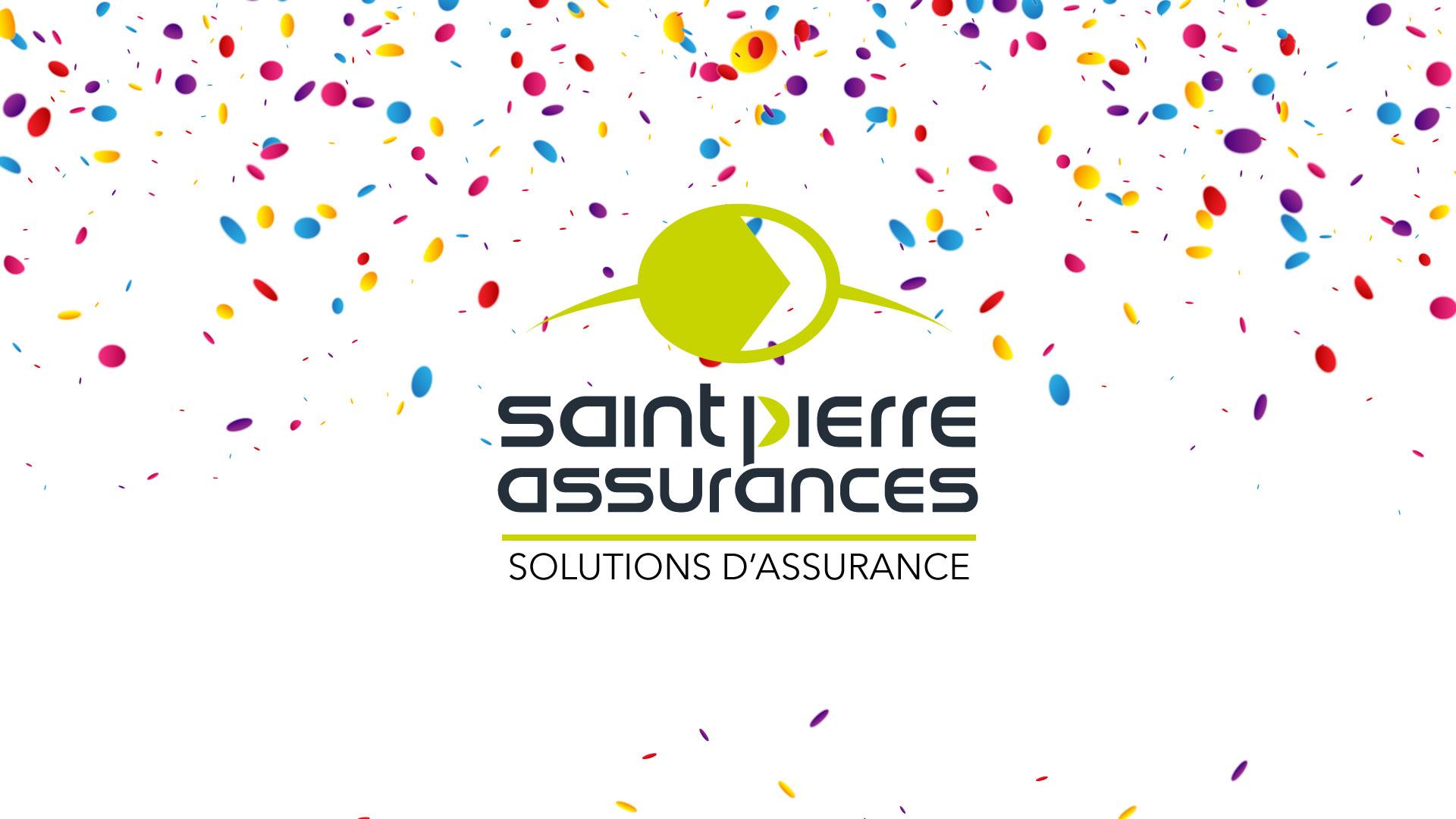 Voeux 2021 St Pierre Assurances