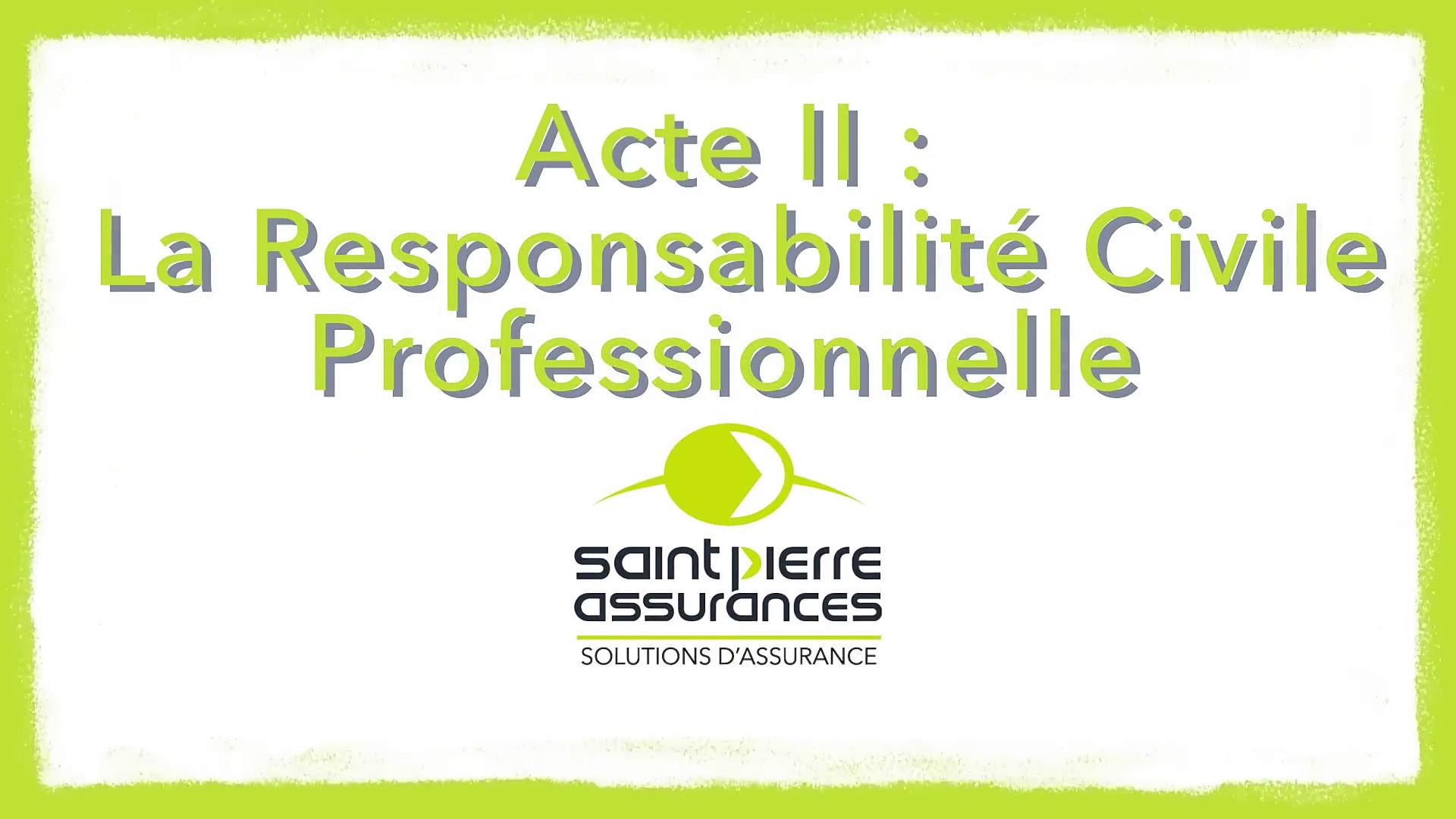 Questions / Réponses - La Responsabilité Civile Professionnelle