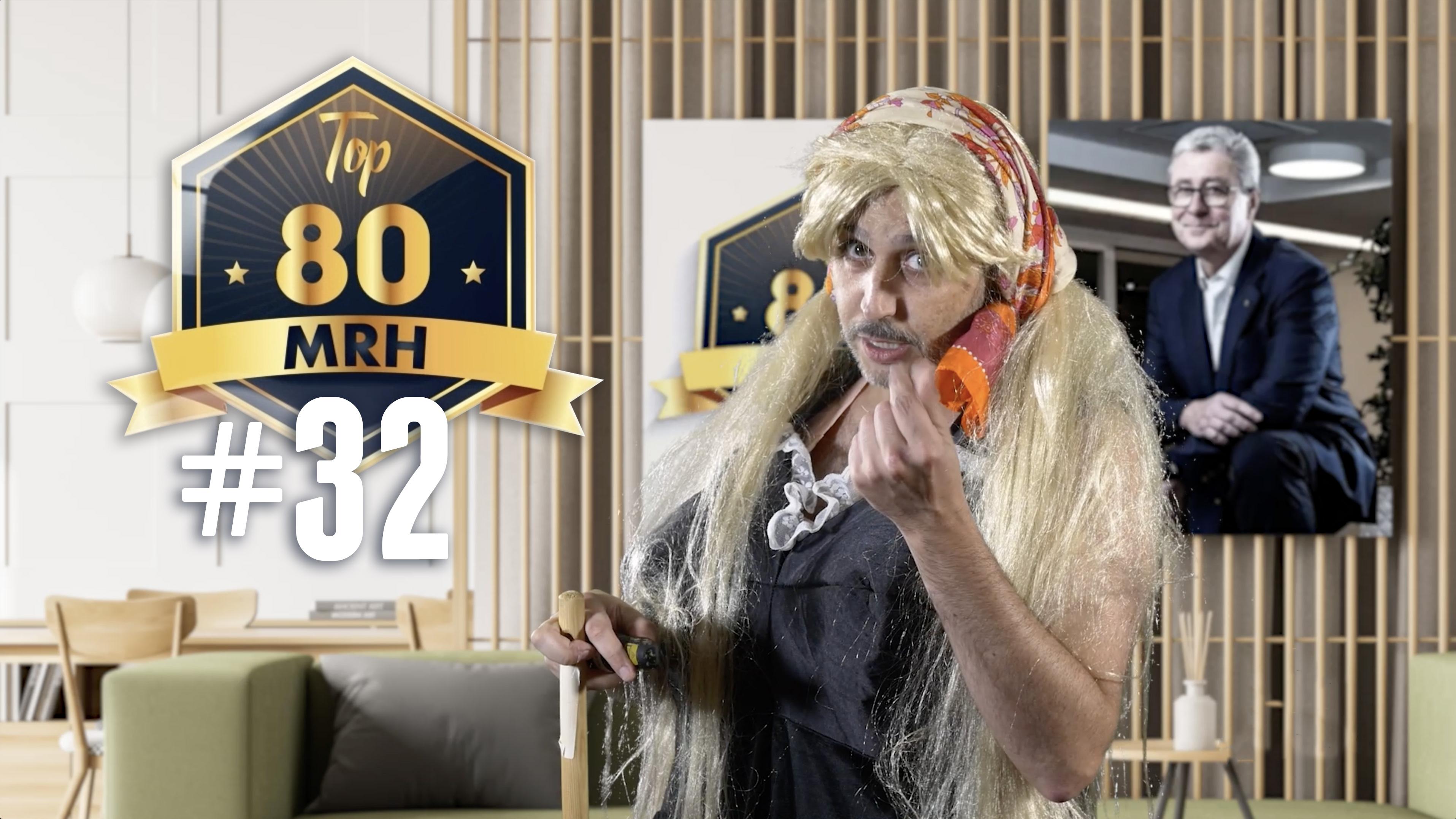 Top 80 MRH - Qui fera partie du 32e classement Top MRH ?