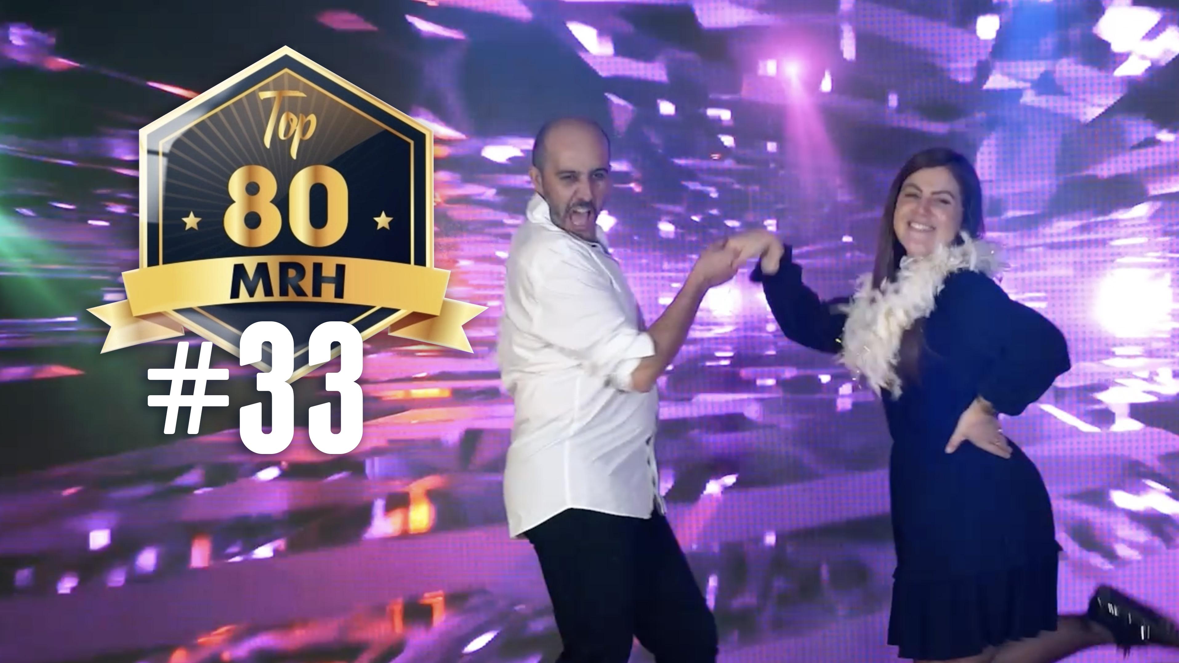 Top 80 MRH - Quel est le classement de ce trente troisième Top 80 ?